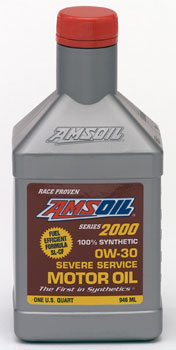 Hhr amsoil for Pure synthetic motor oil