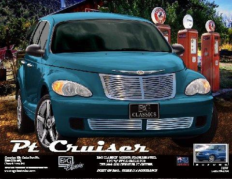 New 6pc Complete Front Rear Suspension Kit for 2001-2005 Chrysler PT Cruiser